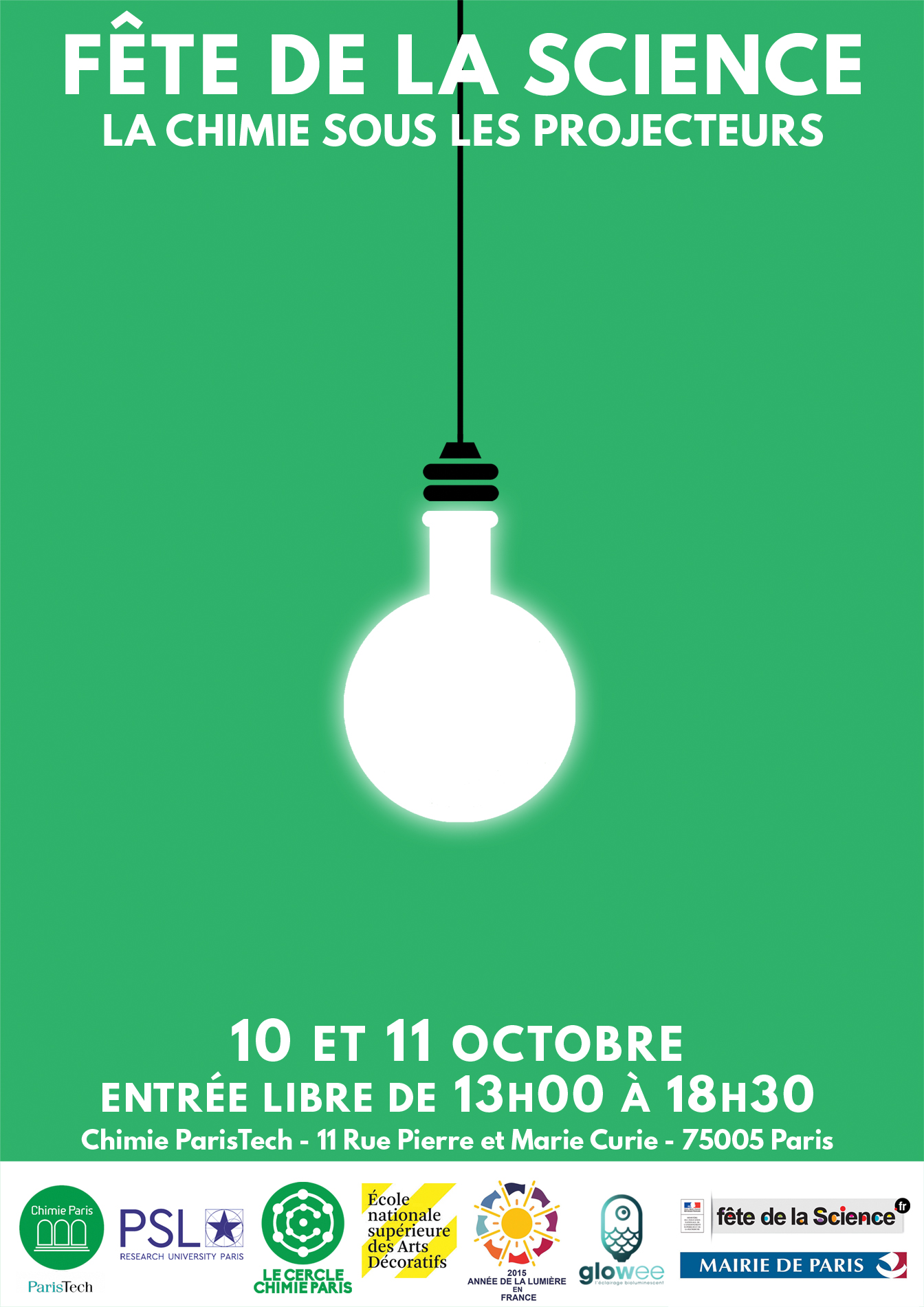 Affiche Fête de la Science 2015 copy