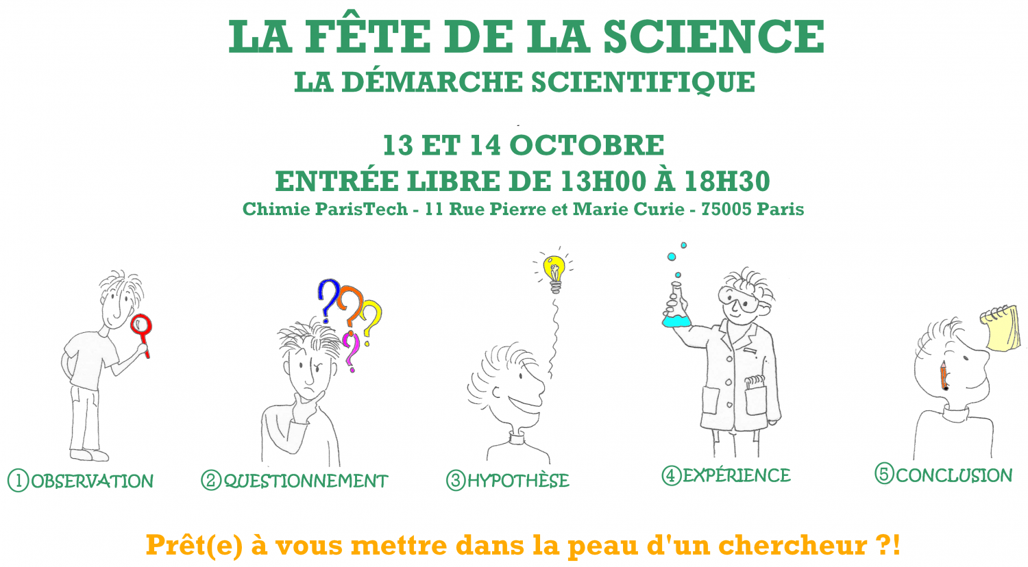 Le Cercle de Chimie Paris